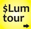 Slum Tour Sign