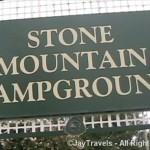 Stone Mountain Camping